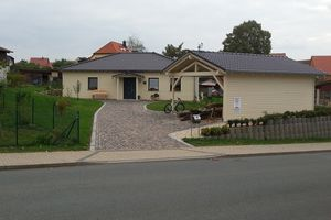 NUR-HOLZ Bungalow in Thuringia