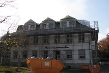 Refurbishment after fire damage