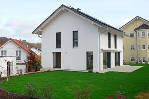 NUR-HOLZ Single-family house in the district of Heilbronn