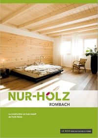 NUR-HOLZ brochure french