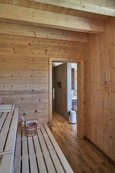 NUR-HOLZ House with sauna in the district Donau-Ries